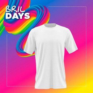 Camiseta para sublimación de 190g tacto algodón