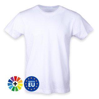 Camiseta algodón 165g unisex