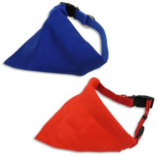 Collares para mascotas de colores con pañuelo