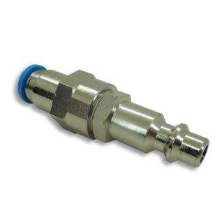 Conector compresor de 8mm