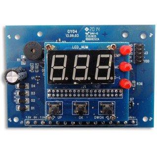 Controlador digital tiempo + temperatura para plancha Combo 2 en 1