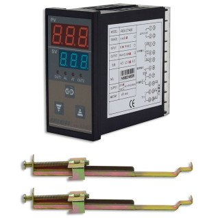 Controlador Digital Tiempo y Temperatura para planchas Brildor BT-A7