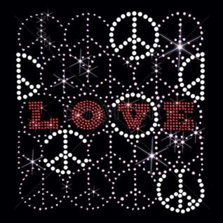 Diseño Pedrería Paz y Amor