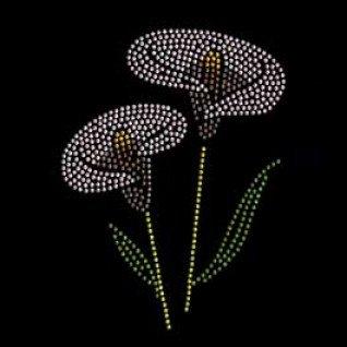 Diseño Pedrería Flores Calas