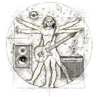 Diseño Transfer DaVinci music - Pack 3 uds