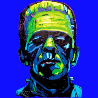 Diseño Transfer Frankenstein