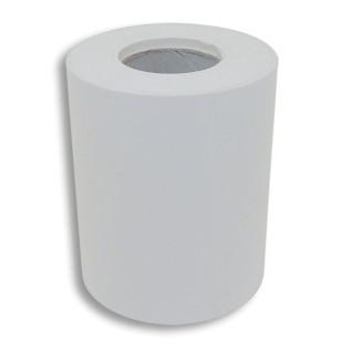 Etiqueta adhesiva imprimible blanco brillo - Rollo de 110mm x 30m continuo