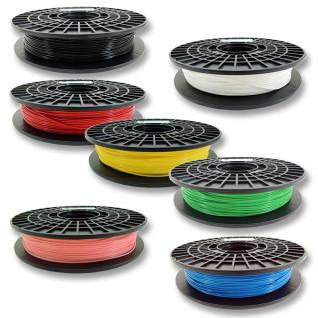 Filamentos PLA Silhouette Alta - Rollo 500g - Conjunto colores