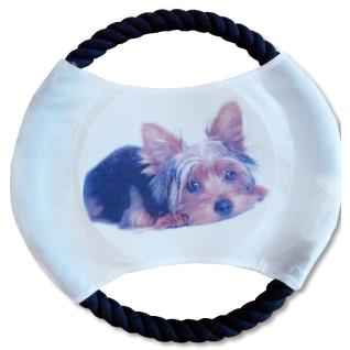 Frisbee para mascotas
