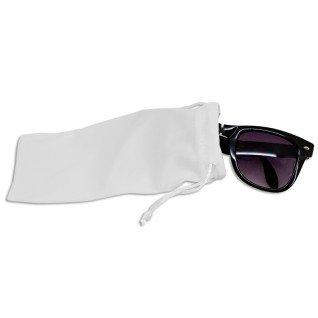 Funda de tela para gafas con cierre cordón