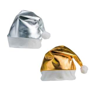 Gorro de Papa Noel pack 10 uds