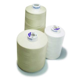 Hilo de coser CS50 Poliéster 67% Recubierto - 500g. Natural