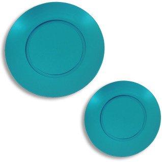 Horma de metal para plato de plástico