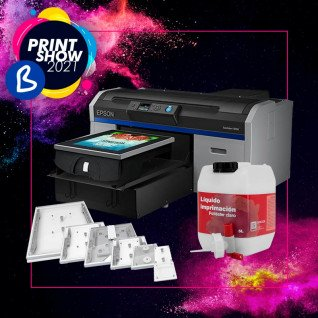 Impresora digital textil Epson SureColor SC-F2100 - Financiación