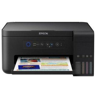 Impresora Inkjet A4 Epson EcoTank ET-2700