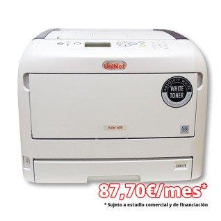 Impresora láser A3 tóner blanco Uninet iColor 600 - Financiación