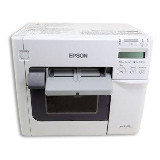 Impresora para etiquetas en color Epson TM-C3500