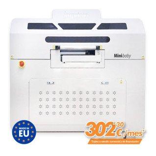 Impresora para rígidos Imprimo Minibaby UV GH2220 - Financiación