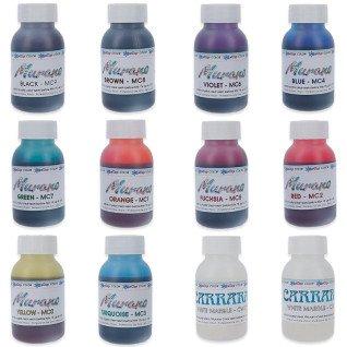 Kit de colores y efectos surtidos para gota de resina