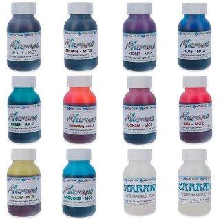 Pigmentos murano para gota de resina colores surtidos