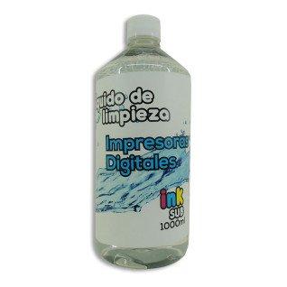 Liquido limpiador para impresoras digitales 1 L