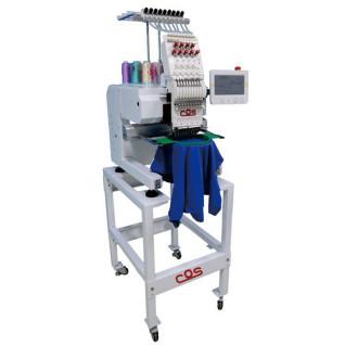 Máquina de Bordar COS-W 901 - 9 agujas / 1 cabeza