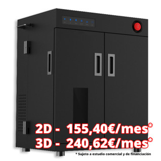 Maquinas de marcado láser Minifibra de 20W - Financiación