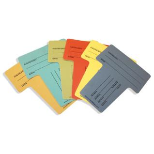 Etiquetas identificativas para rollos pack 10 uds