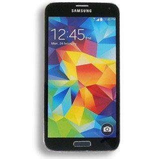 Maqueta de móvil modelo Samsung Galaxy S5