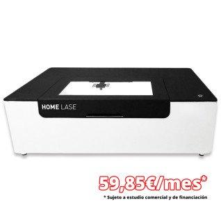 Máquina de corte y grabado láser de sobremesa HOME LASE - Financiacion