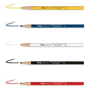 Marcadores permanentes Sharpie China Marker