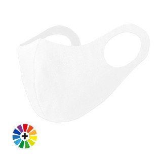 Mascarillas higiénicas para sublimación de softshell para niños