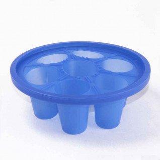 Molde para vasos de chupito