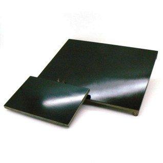 Platos con resistencia para planchas transfer