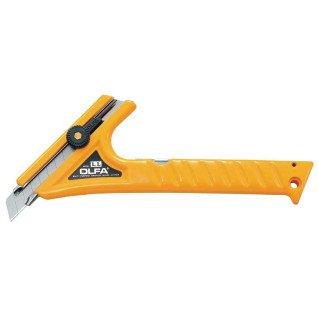 Cutter para uso con las dos manos para trabajos difíciles Olfa LL