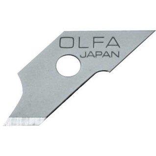 Cuchilla de recambio Olfa COB-1 para cutter compas pack 15 uds