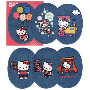 Rodilleras estampadas Hello Kitty 1 Surtido 6 uds