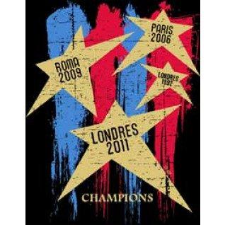Champions Londres 2011