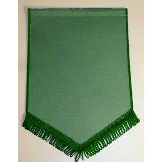 Banderín Escudo 250x180mm Verde