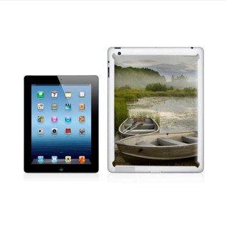 Funda protectora gel Jelliskin para iPad 2 y 3 Blanca personalizada