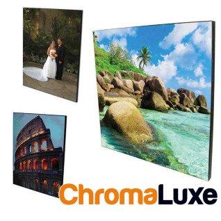 Paneles fotográficos de madera
