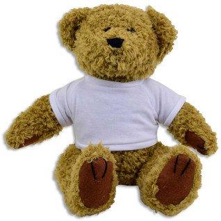 Peluche oso con camiseta para sublimación