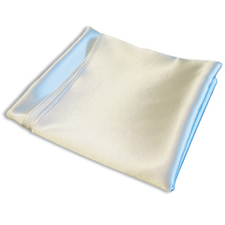 Pañuelos de tejido sedoso