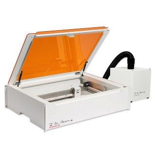 Pack filtro de aire y máquina láser de sobremesa para corte y grabado Mr. Beam II Dreamcut