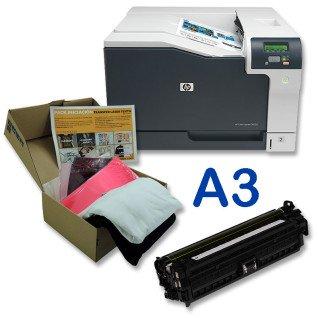 Papel transfer Inkjet Poli-tape para fondos claros. Ver precio. Oferta ·  Pack Impresora Láser A3 color HP LaserJet CP 5225DN con tóner blanco 5c6b1a01aae4f