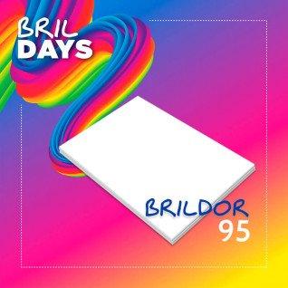 Papel sublimación en hojas Brildor 95 - Brildays 2020