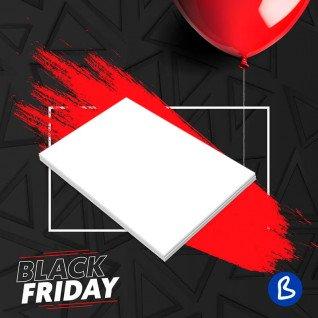Papel sublimación en hojas Brildor alta calidad - Black Friday 2020