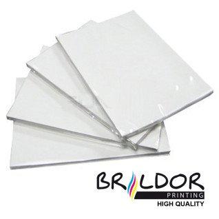 Papel sublimación en hojas Brildor alta calidad