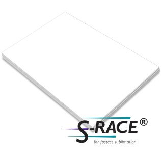 Papel sublimación en hojas S-RACE®