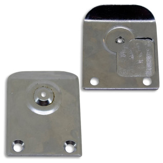 Placa de agujas de 45 x 57 mm para máquinas de bordar
